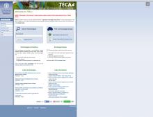 TECA platform